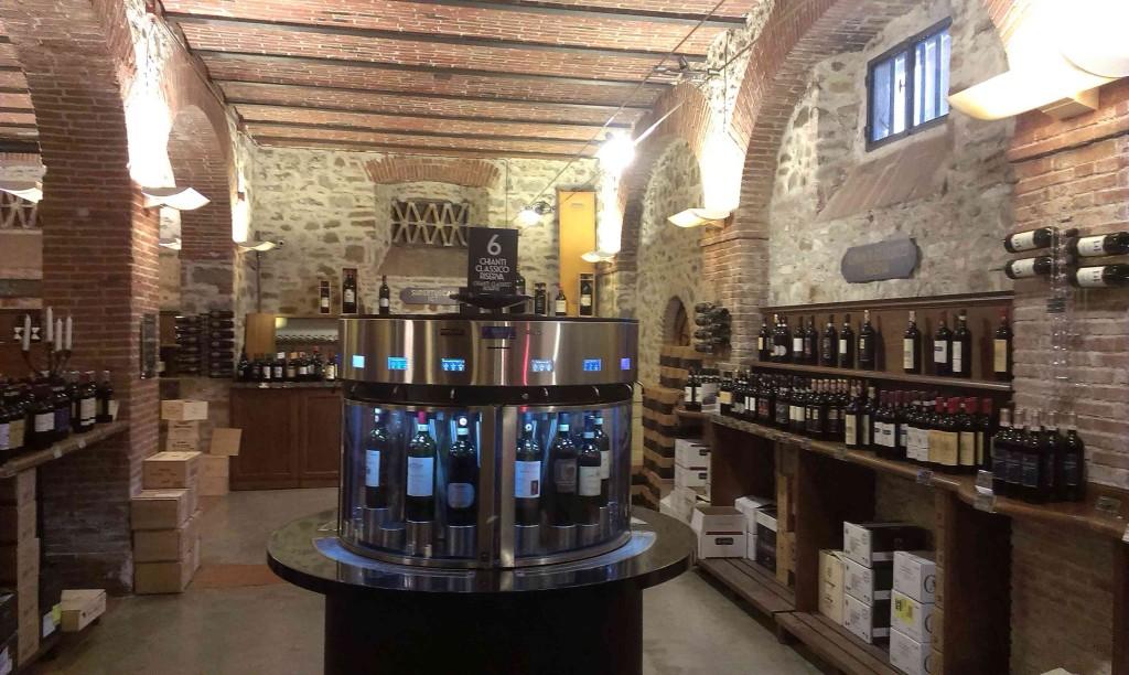тоскана дегустация вина