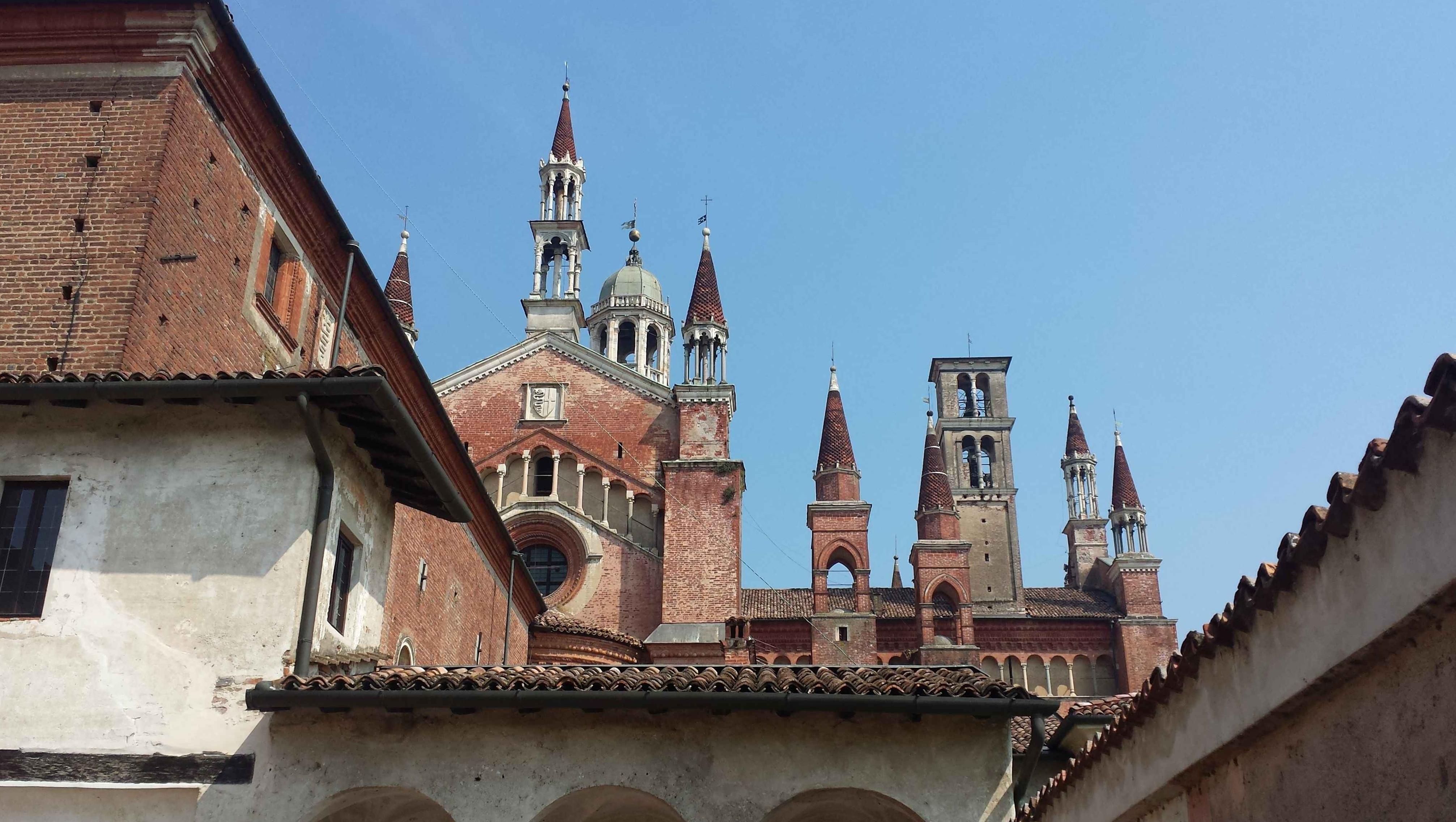 вид, монастырь чертоза ди тризульти фото соревнование