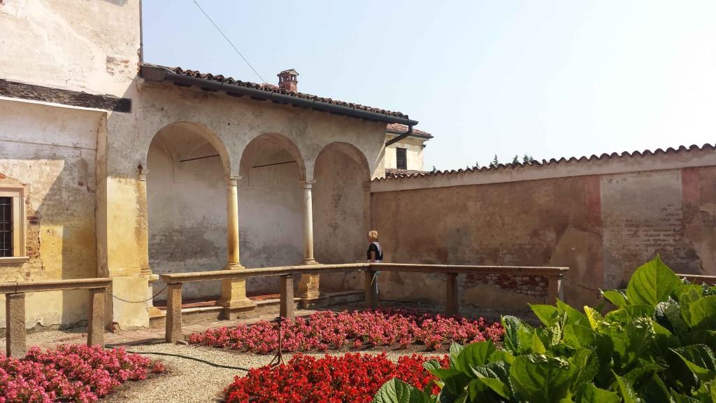 монастырь чертоза ди павия