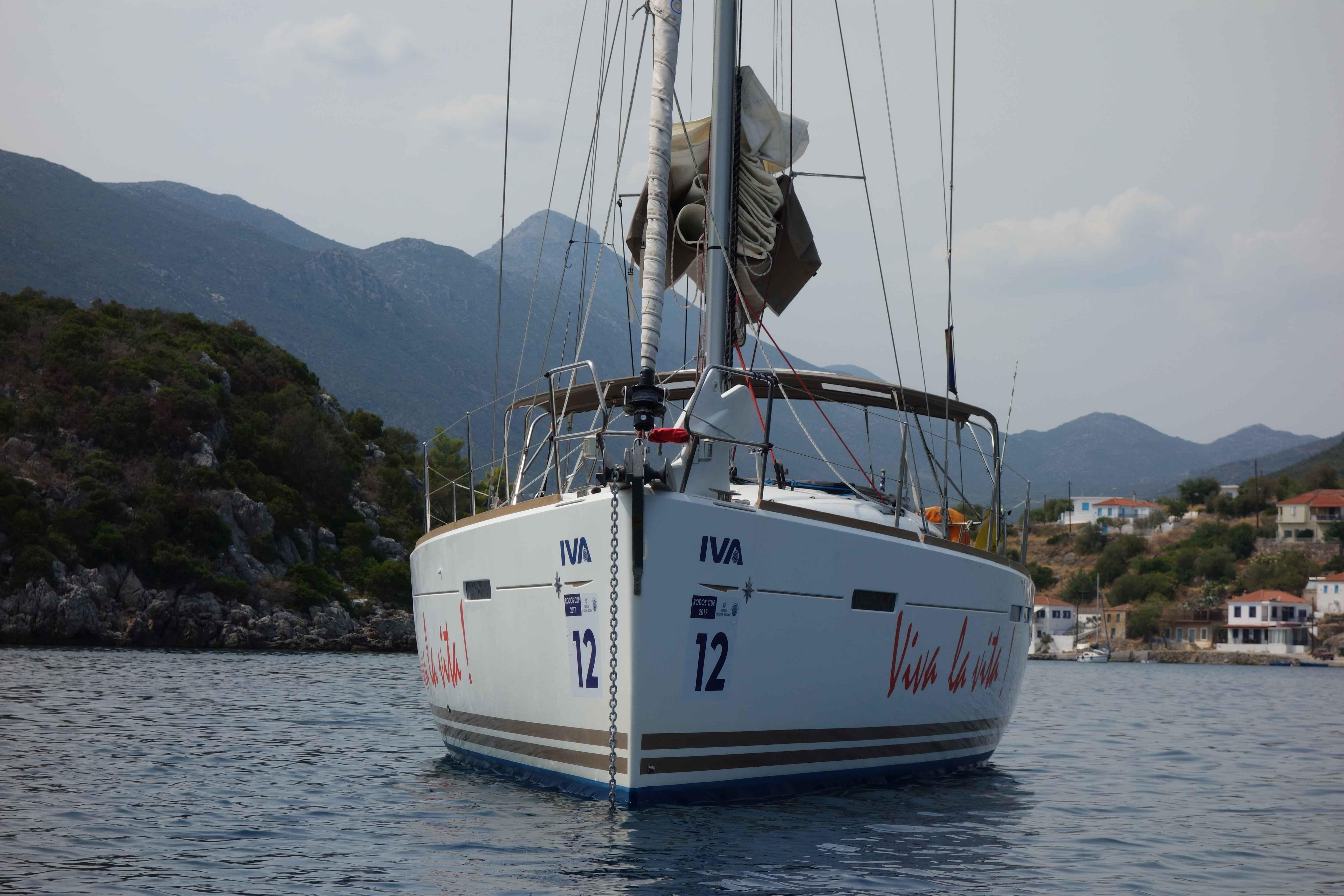 яхта со шкипером греция