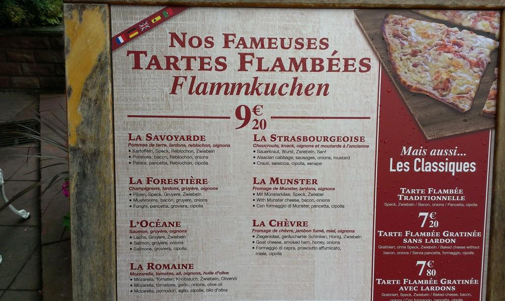 Где поесть в Рибовилле