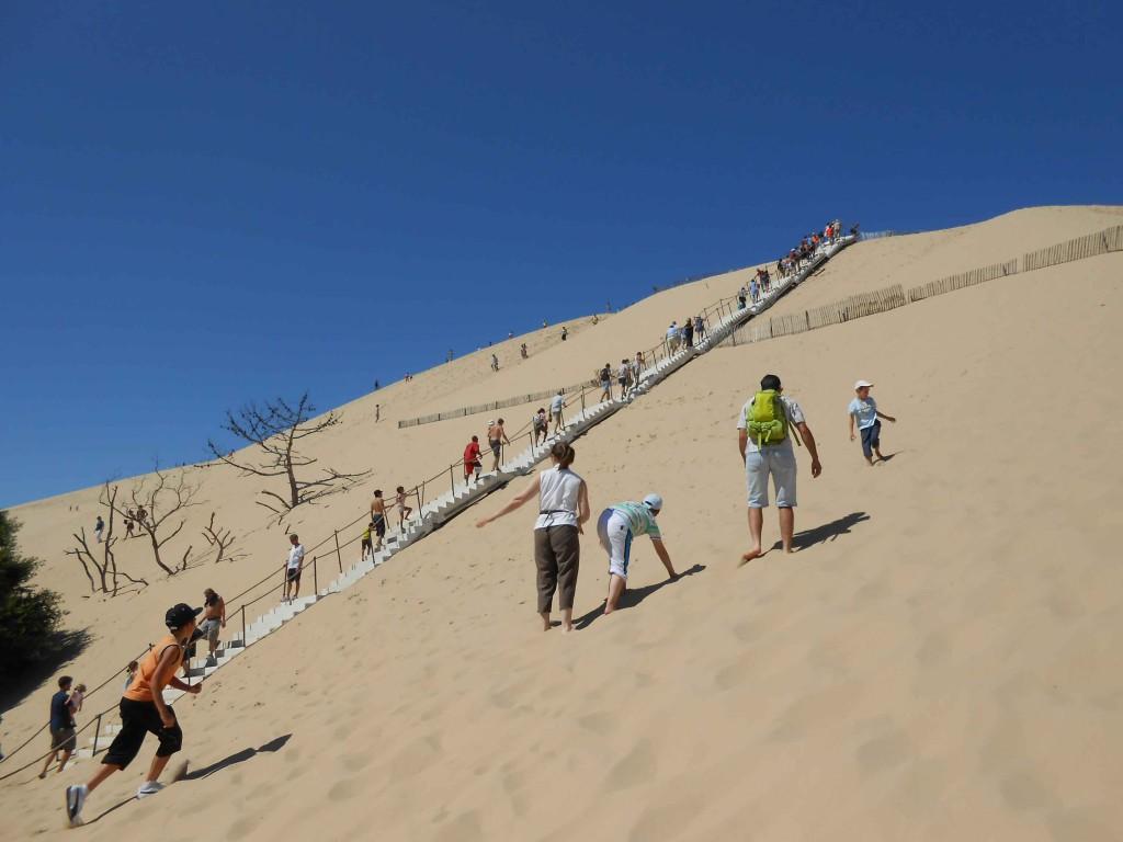 аквитания дюна пила