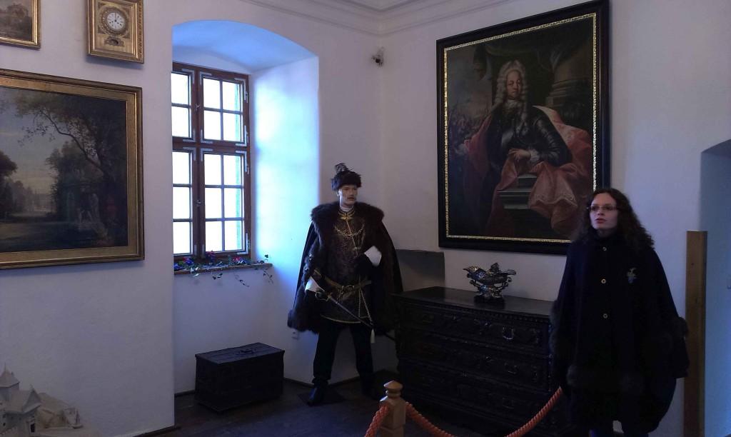 замок бойнице словакия