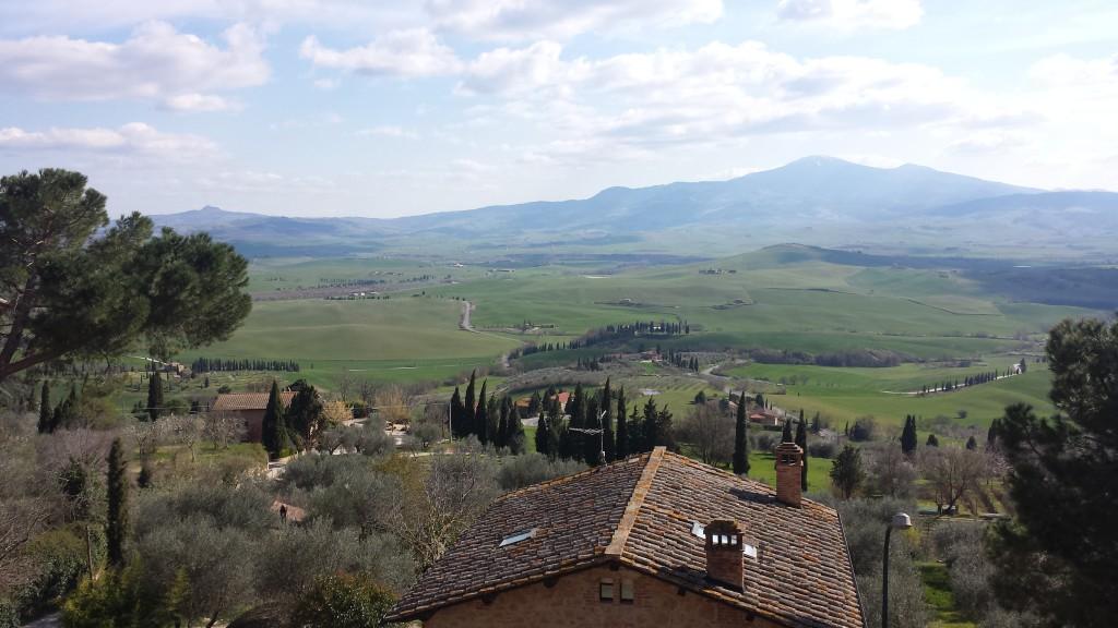 долина кьянти тоскана